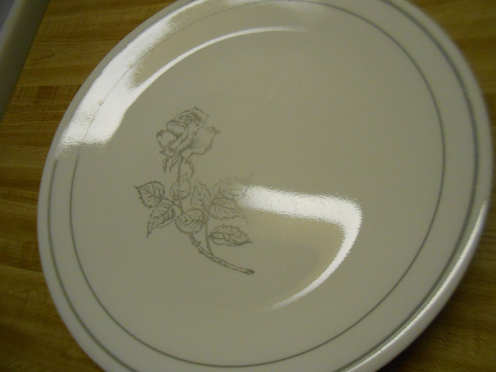 corelle silver rose pattern discontinued and 50 similar items