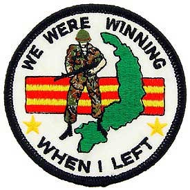 Primary image for United States Veteran We were Winning When I Left Patch