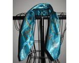 D550 teal   silver belt scarf thumb155 crop