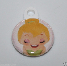 TINKER BELL CUTE CHARM for Jewelry Disney Art Cell Phone Dangle Tinkerbe... - $2.00