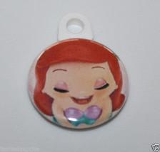 ARIEL CHARM Little Mermaid for Jewelry Disney Art Cell Phone Dangle Cute - $2.00