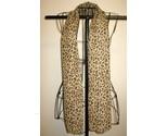 D533 brown animal print scarf thumb155 crop