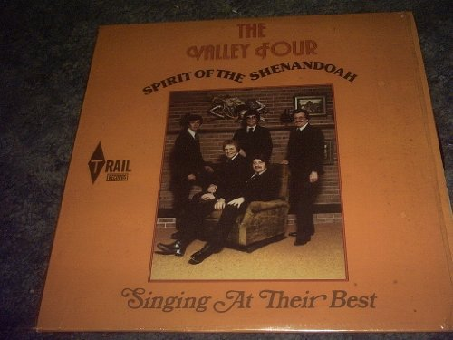 Primary image for Singing At Their Best Vinyl Lp Record [Vinyl] THE VALLEY FOUR