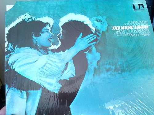 Primary image for Ken Russell's The Music Lovers Soundtrack [Vinyl] Tchaikovsky; Andre Previn