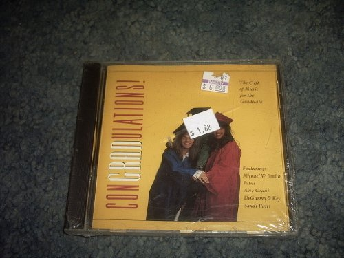 Primary image for Congradulations Cd Graduation Cd 1991 (MICHAEL W SMITH) [Audio CD] by VARIOUS