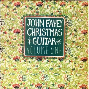 Primary image for Christmas Guitar, Vol. 1 [Vinyl] John Fahey