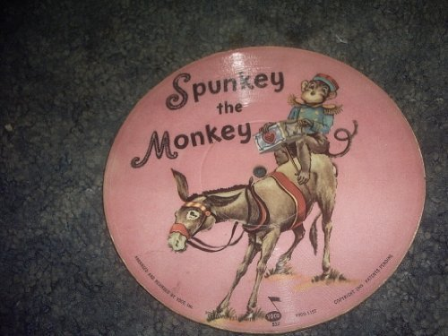 Primary image for Spunkey the Monkey-comin Round the Mountain Children's Record [Vinyl] VOCO RA...
