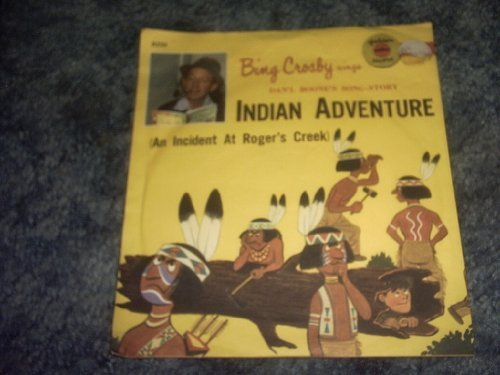 Primary image for Indian Adventure Golden Record [Vinyl] BING CROSBY