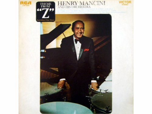 Primary image for theme from z LP [Vinyl] HENRY MANCINI [Vinyl] HENRY MANCINI [Vinyl] HENRY MAN...