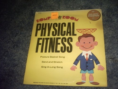 Primary image for Romper Room Physical Fitness 45 Rpm Record [Vinyl] VARIOUS