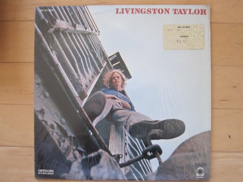 Primary image for Livingston Taylor [Vinyl] Livingston Taylor