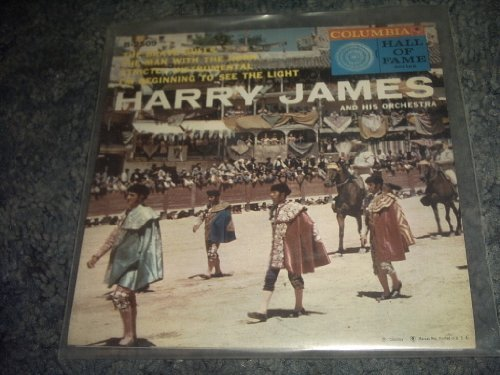 Primary image for Columbia Hall of Fame Ep 45 Rpm Record [Vinyl] HARRY JAMES