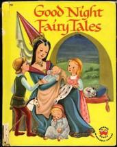 Good night fairy tales by Weigle, Oscar - $19.60