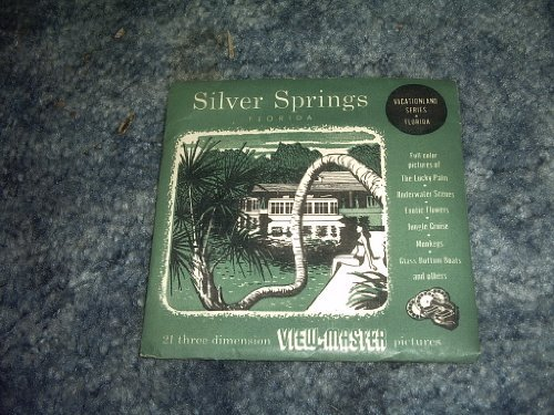 Primary image for Silver Springs Florida Viewmaster 3 Reel Set A61a,161b,161c [Cards] by VIEWMA...