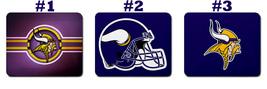 Minnesota Vikings Football Team Mousepad Mouse Pad Mouse Mat - $7.90