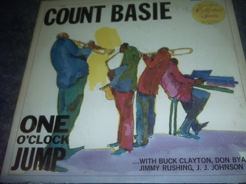 Primary image for One O'clock Jump Vinyl Lp Record Album [Vinyl] COUNT BASIE