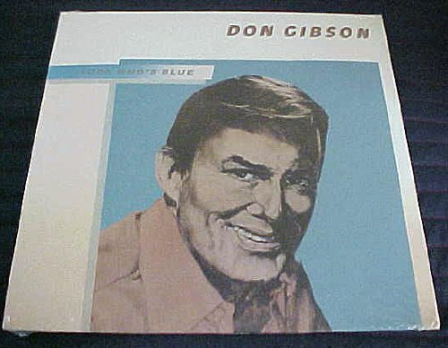 Primary image for Don Gibson Look Who's Blue (New Never Opened) Record Vinyl Album [Vinyl] Don ...