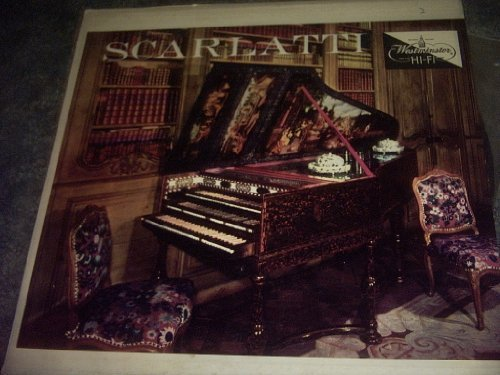 Primary image for Sonatas for Harpsichord Volume 1 Vinyl Lp Record Album [Vinyl] Domenico Scarl...
