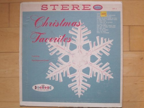 Primary image for Christmas Favorites [Vinyl] Fred Kirby