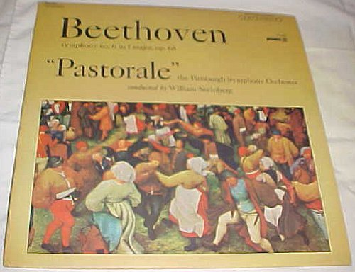 Primary image for Pastorale Beethoven Symphony No. 6 in F Major Op. 68 by William Steinberg Con...