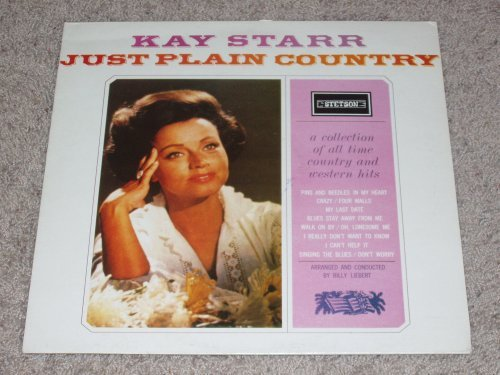 Primary image for Kay Starr: Just Plain Country [Original recording] [Vinyl] Kay Starr