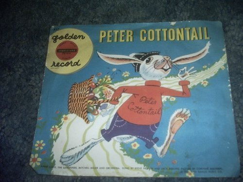Primary image for Peter Cottontail Record [Vinyl] ANNE LLOYD
