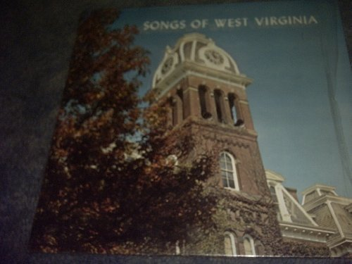 Primary image for Songs of West Virginia Vinyl Lp Record Album [Vinyl] THE UNIVERSITY BAND AND ...