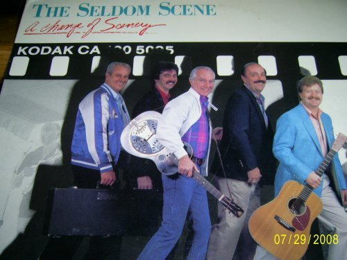 Primary image for Change of Scenery [Vinyl] Seldom Scene