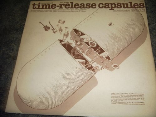 Primary image for Columbia's All New Time Release Capsules Volume 3 [Vinyl] VARIOUS