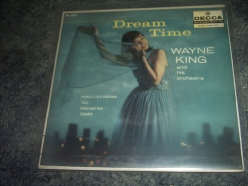 Primary image for Dream Time Ep 45 Rpm Record [Vinyl] WAYNE KING