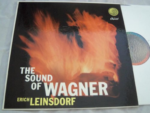 Primary image for The Sound Of Wagner - Erich Leinsdorf [Vinyl] The Concert Arts Symphony Orche...