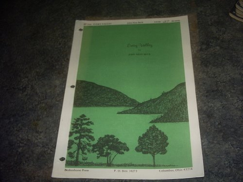 Primary image for Every Valley Sheet Music 1976 [Sheet music] by JOHN NESS BECK