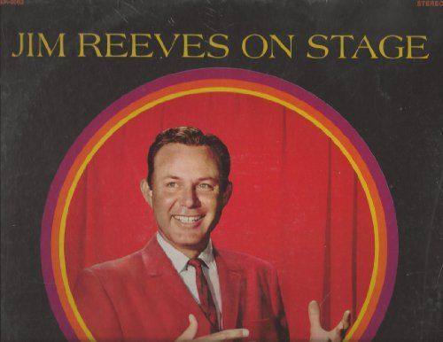 Primary image for Jim Reeves on Stage [Vinyl] Jim Reeves
