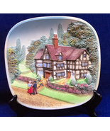 Legend Products of England - Chalkware 3D Wall Plate - 1990 - $4.95