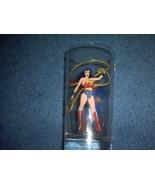 Rare Superman and Wonder Woman Pepsi Glass - $147.00