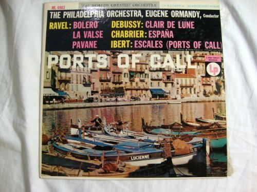 Primary image for Ports of Call - Philadelphia Orchestra; Eugene Ormandy [Vinyl]
