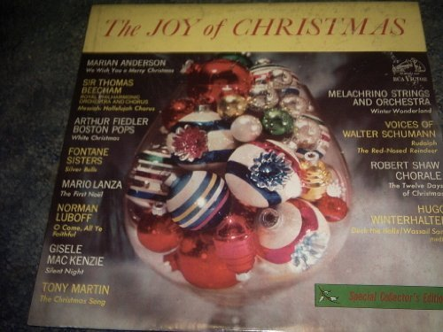 Primary image for The Joy of Christmas Lp [Vinyl] VARIOUS ARTISTS