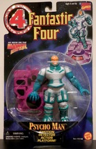 Psycho Man Action Figure - Fantastic Four Toy Biz Series MIB - 1996 - $14.99