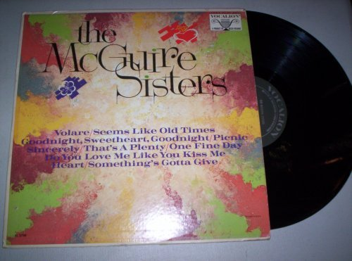 Primary image for The McGuire Sisters [Vinyl] McGuire Sisters
