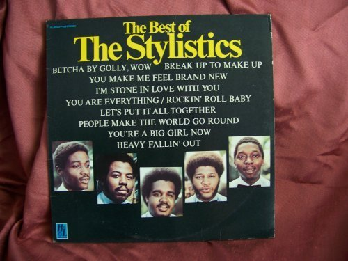 Primary image for The Best of The Stylistics [Vinyl] The Stylistics