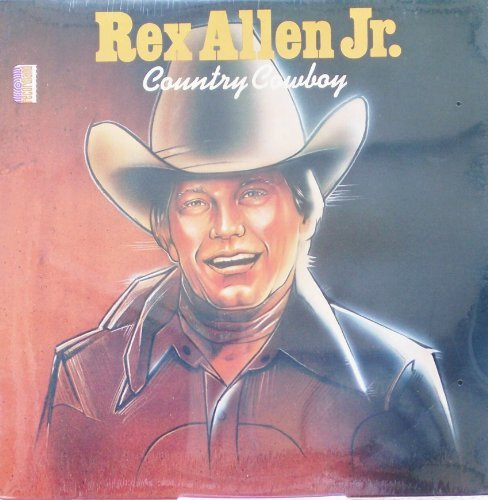 Primary image for Country Cowboy [Vinyl] Rex Allen Jr.