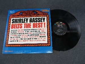 Primary image for Shirley Bassey Belts the Best [Vinyl] Shirley Bassey