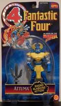 Attuma Action Figure - Fantastic Four Toy Biz Series MIB - 1995 - $16.50
