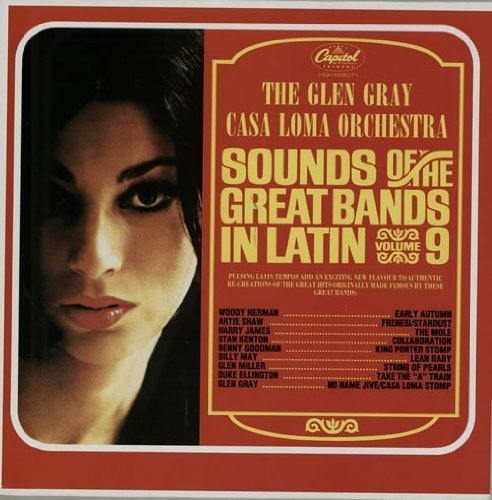 Primary image for Sounds Of The Great Bands In Latin Volume 9 [Vinyl]