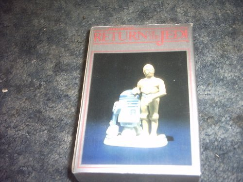 Primary image for C3p0 and R2 D2 Hand Painted Bisque Porcelain Figurine