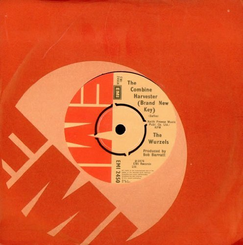"Primary image for The Combine Harvester (Brand New Key) - Wurzels, The 7"" 45 [Vinyl]"