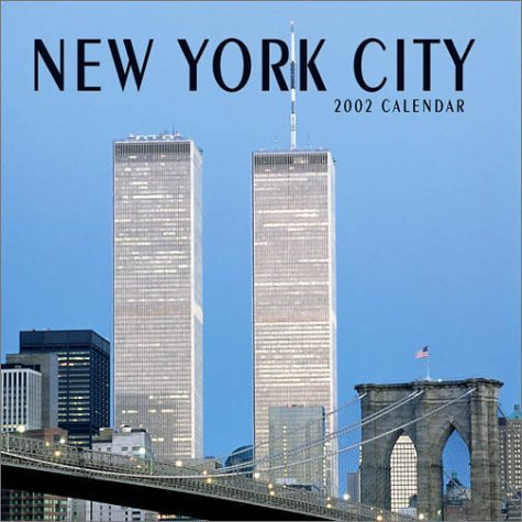 Primary image for New York City 2002 Wall Calendar [Wall Calendar] by