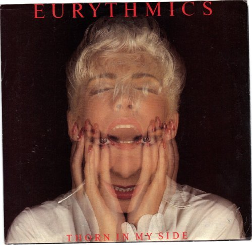 Primary image for EURYTHMICS/Thorn In My Side/45rpm record + picture sleeve [Original recording...