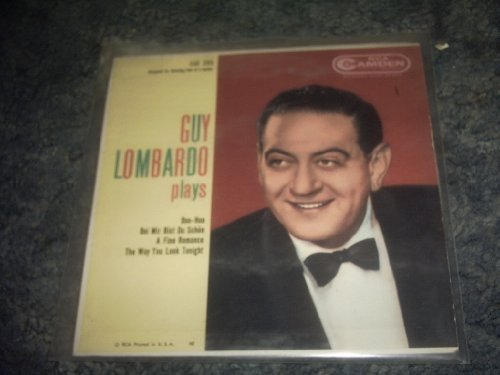 Primary image for GUY Lombardo Plays Ep 45 Rpm Record [Vinyl] GUY LOMBARDO
