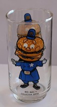 McDonald's Collector Series Big Mac Drinking Glass Tumbler 16oz - $14.70